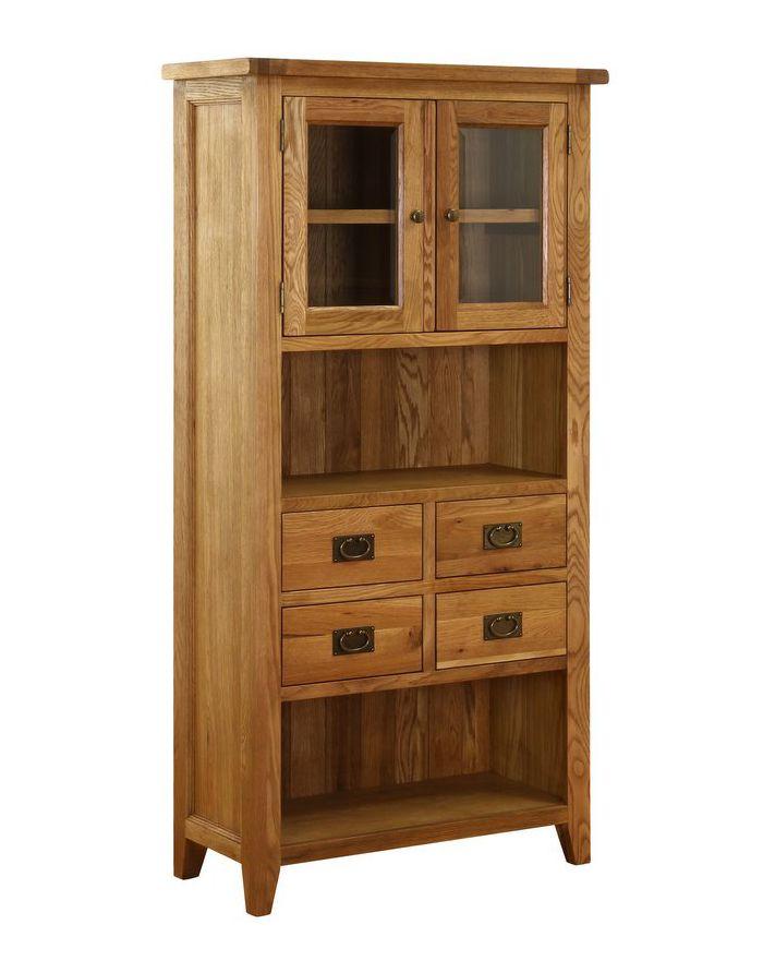 Besp Oak Vancouver Oak Petite Dresser Nb031 Designer
