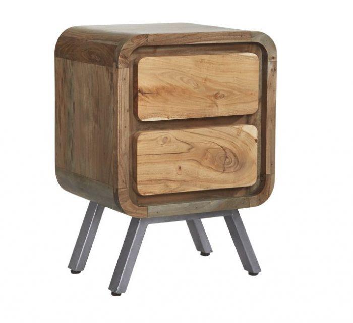 Indian Hub Aspen 48 Drawer Lamp Table Sheesham Wood Furniture Best Aspen Furniture Designs
