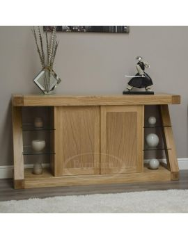 z oak designer large sideboard z oak designer large sideboard